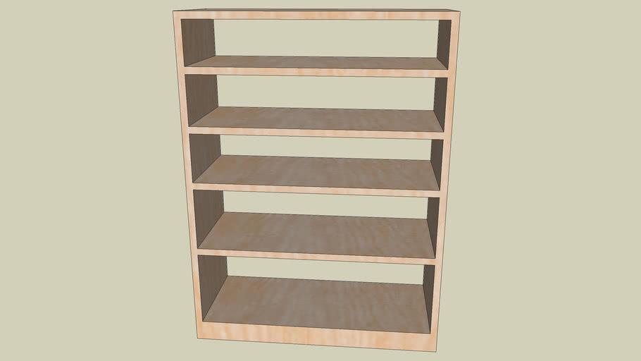 Castle Ward: Shelves