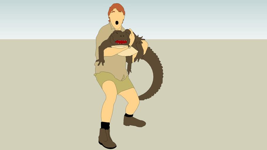 2D Crocodile Hunter