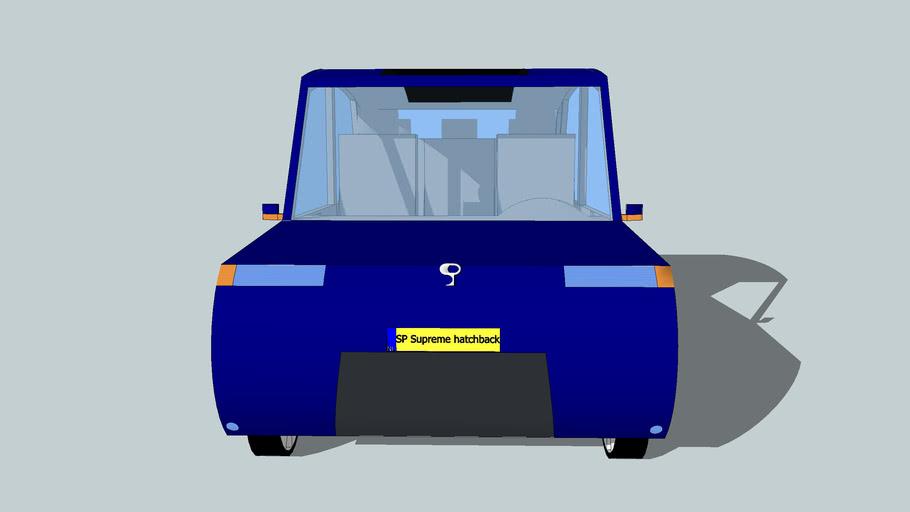 SP Supreme hatchback