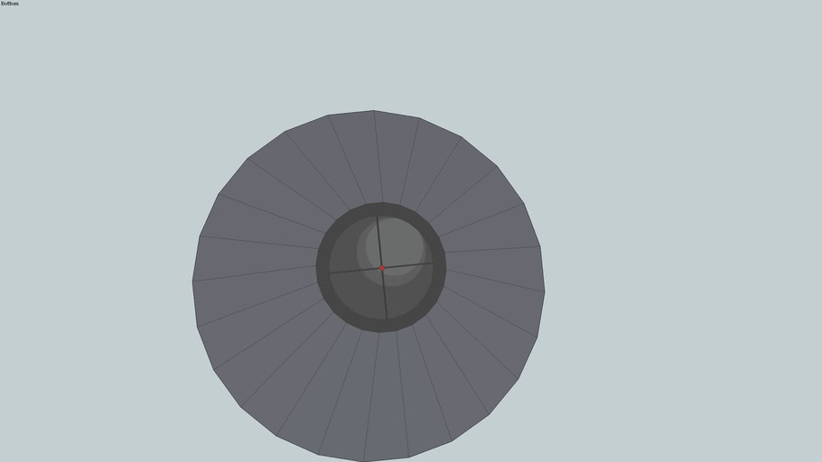Red Dot Variable Zoom Scope