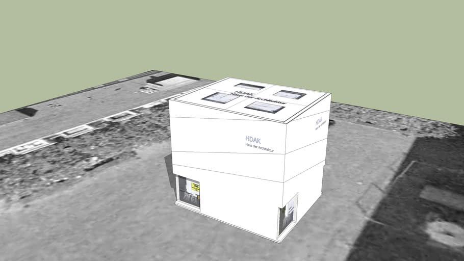 Kubus - Haus der Architektur - HDAK