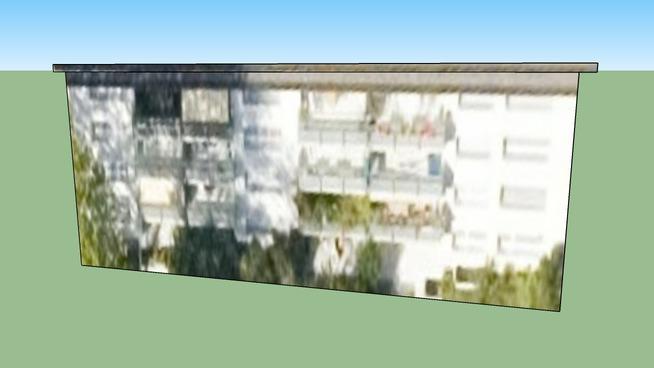 Building in Zürich District, Switzerland