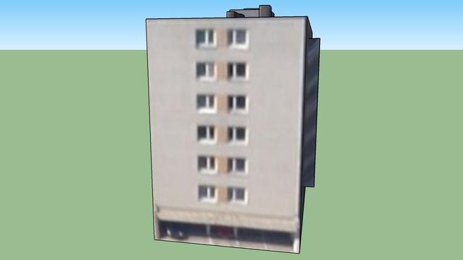 Building in Wels, 4600 Wels, Austria