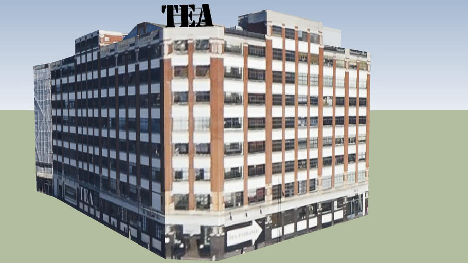 The Tea Building, Shoreditch, London, UK