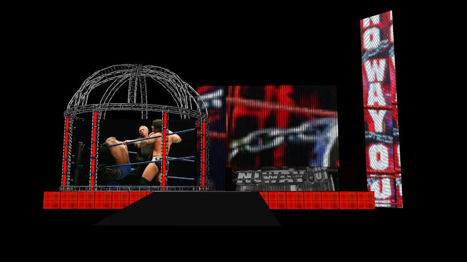 WWE No Way Out 2009 HD