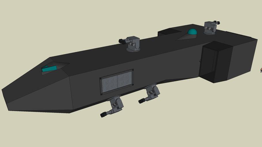 UEV-85 Patrol/Support Vessel Mk.1 (example 2)