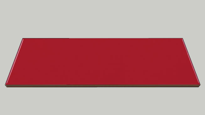 LINEAR RED BR 10X30CM