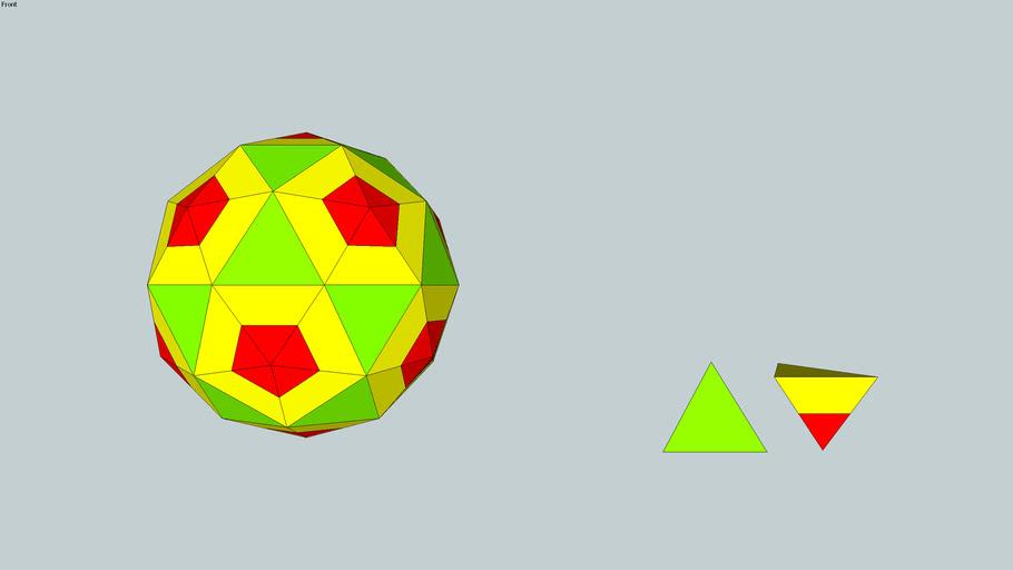Geodesic shere