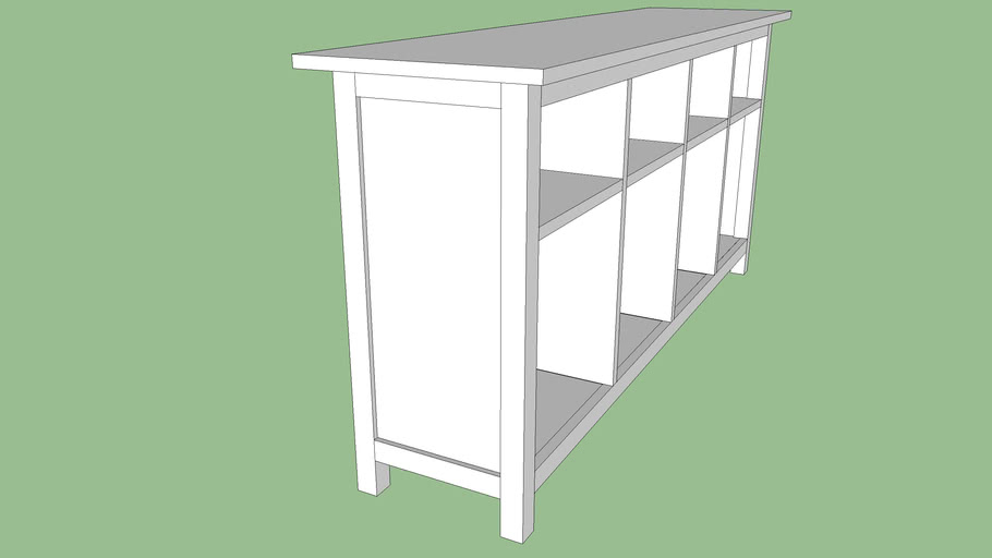 HEMNES - Sofa table