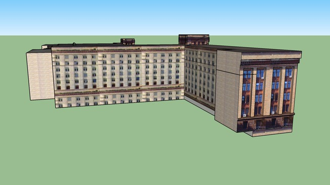 Офисное здание на площади Ленина