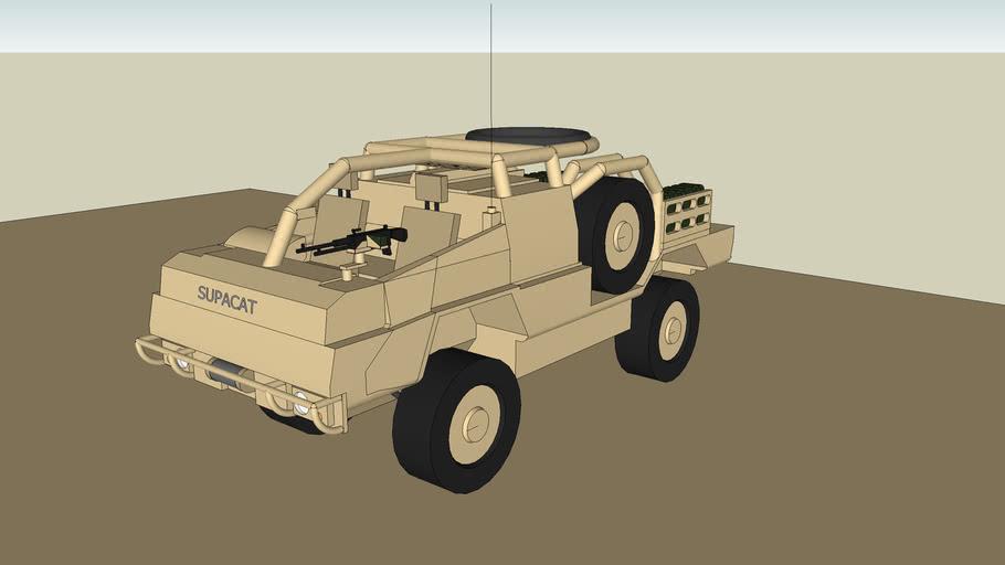 Supacat HMT Extrnda Jackal 2 (physics version)