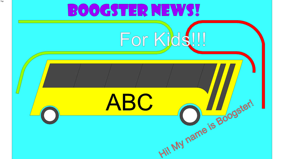 Boogster News! (For Kids!!) - Don't Miss New Episodes of Spongebob Squarepants!