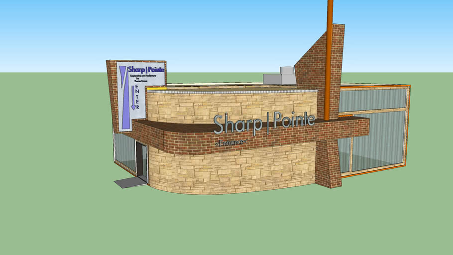 Architecture Assignment - Sharp|Pointe