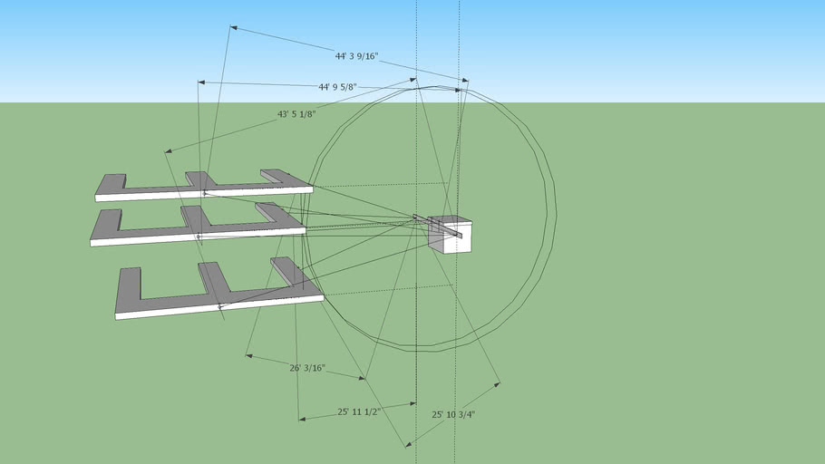 Boat Dock Wiring Diagram from 3dwarehouse.sketchup.com