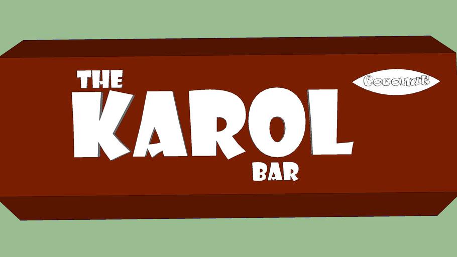 The Karol Bar (Coconut)