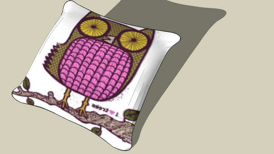 pillow roekoe