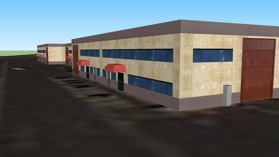 Blocos 3 e 4 - Complexo 2 - Perini Business Park