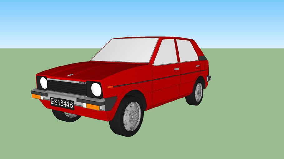 Suzuki 800 Updated