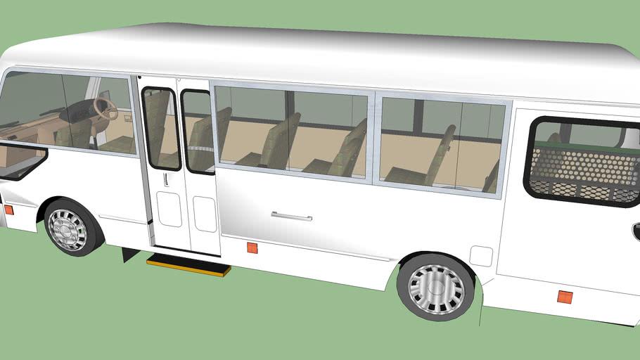 mini bus toyota