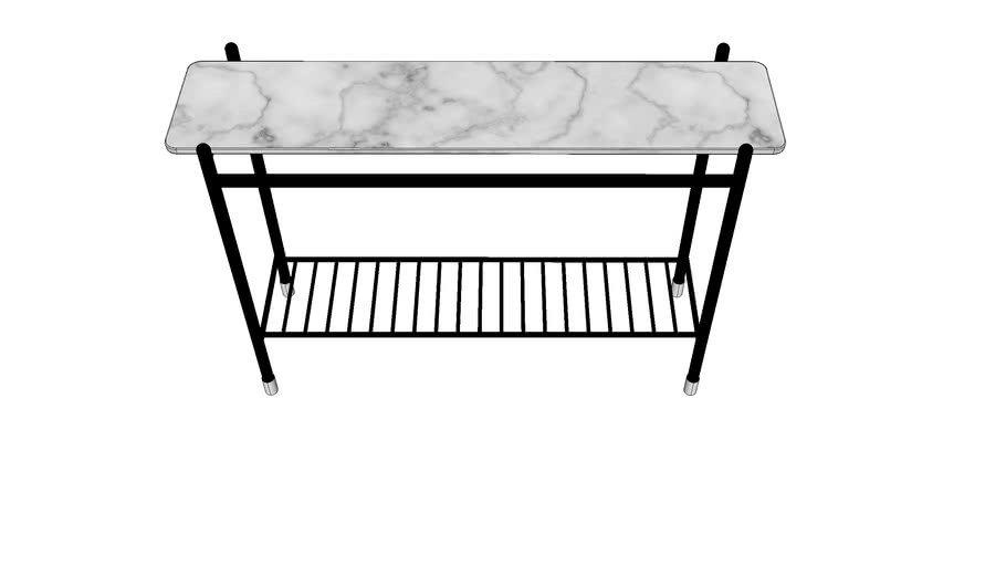 Daddy O Console Table
