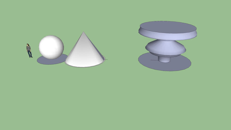 cone and sphere Data 7