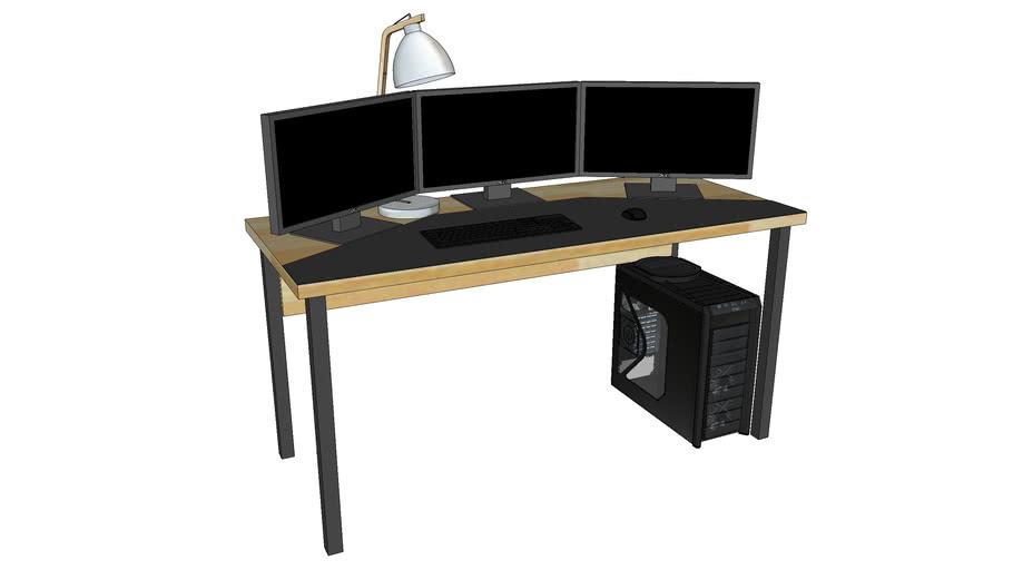 Bureau informatique /  IT Office