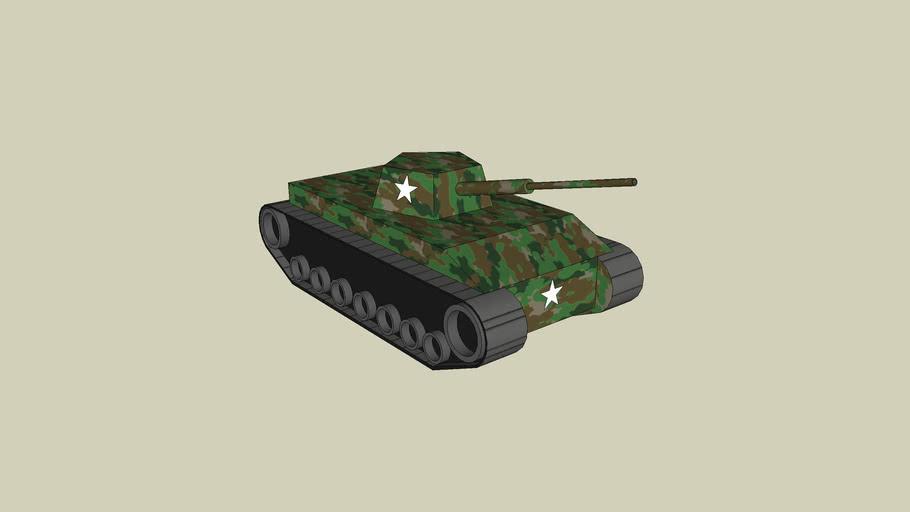 Tank of Destiny