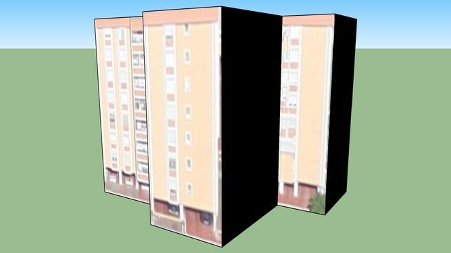 Edificio in Cagliari CA, Italia via lunigiana 3