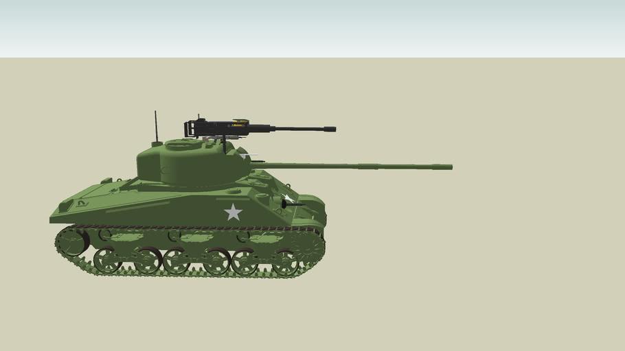 M4A4 Sherman