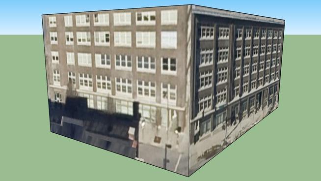 Rivergate Building in Kansas City, MO, USA