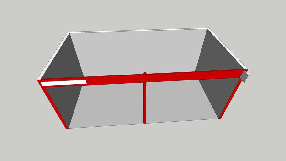 UCAS Stand 6x3