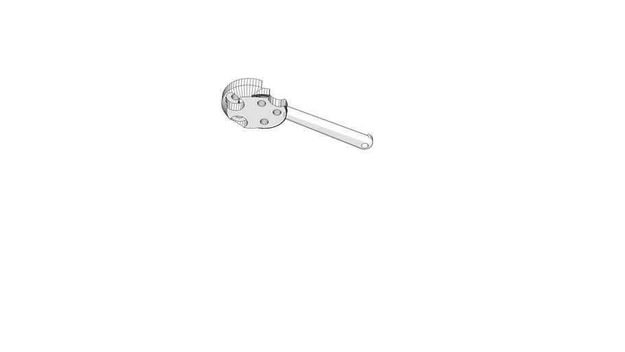 Bulky motor extenders for Iflight 120RS