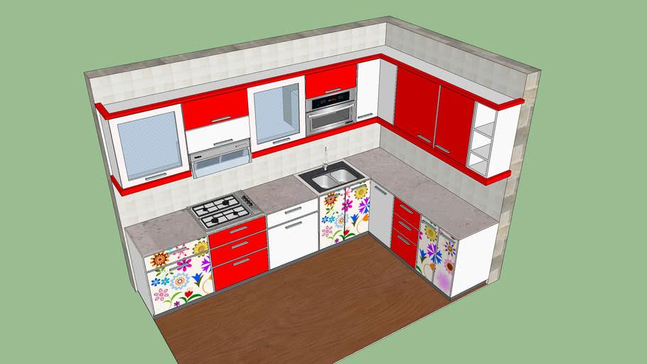 Mutfak, Kitchen