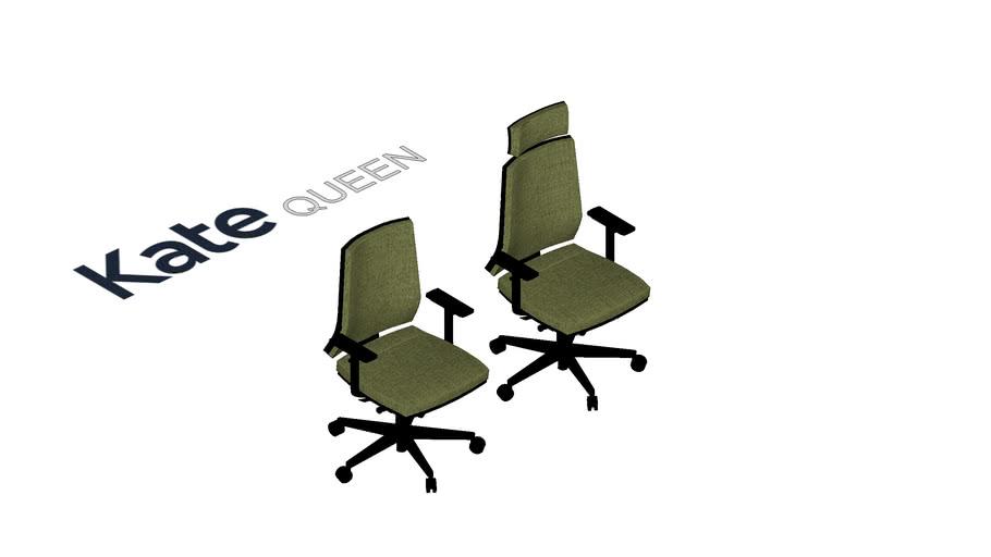 KATE QUEEN darba krēsli