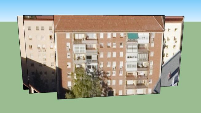 San Francisco de Sales 24, Madrid, España
