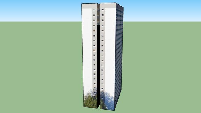 Tower Block in London, UK