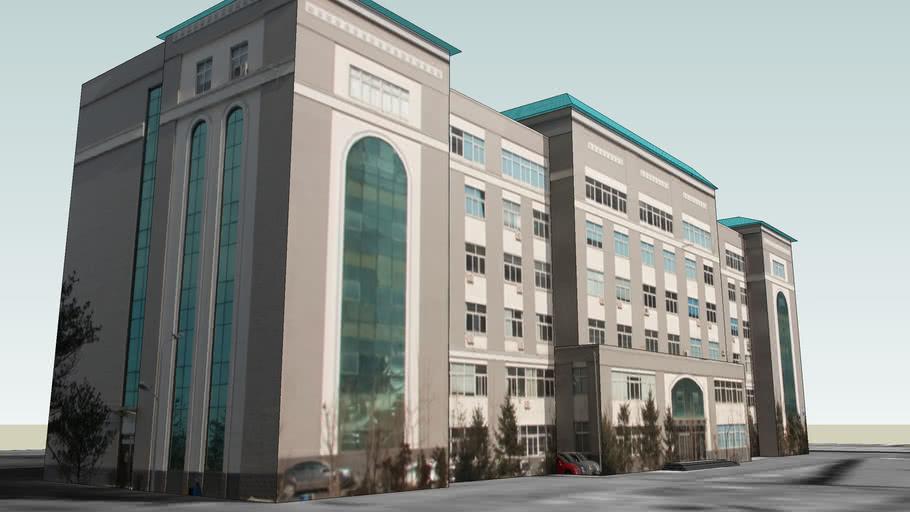 沈阳大学外文楼
