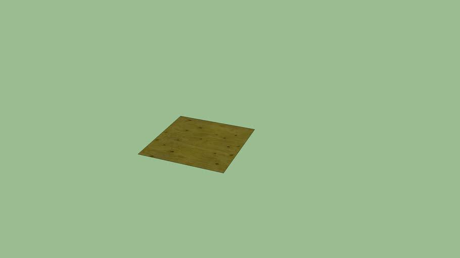 6x6 plywood
