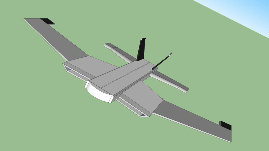Concept Airplane