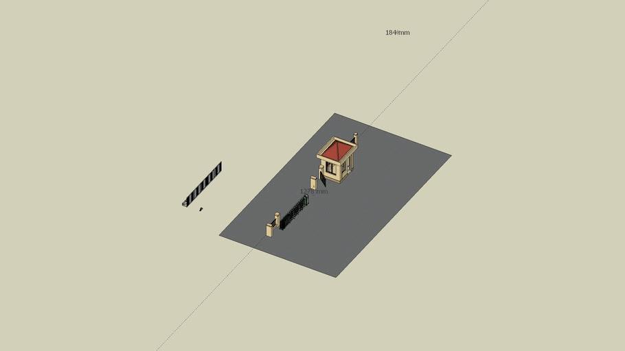 Cổng xếp tựđộng