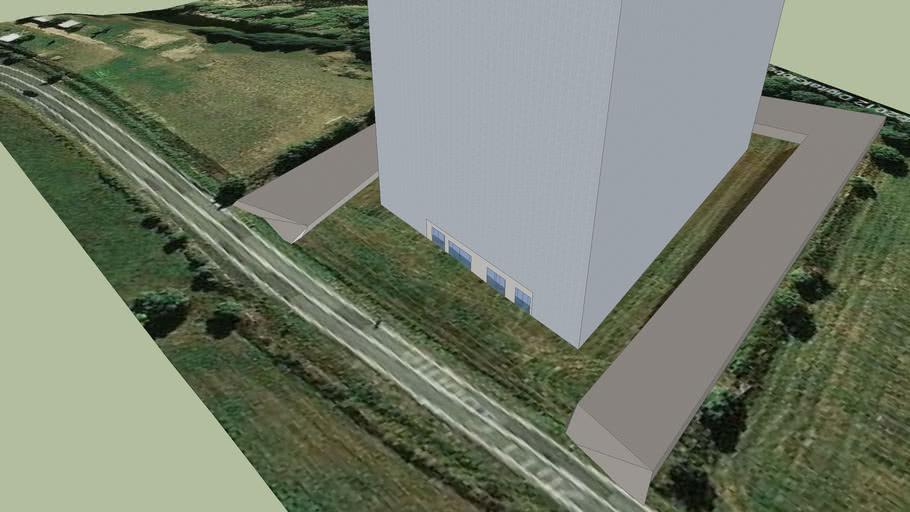 Google Earth Mod: Edificio Camping Bellver 0.1