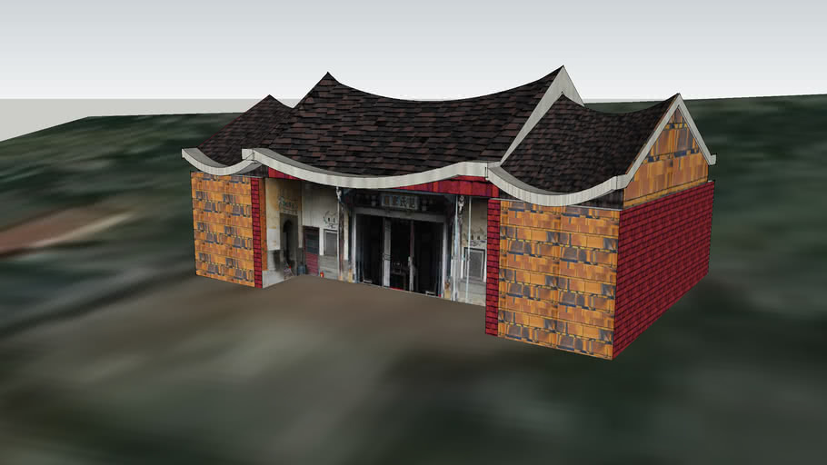 Fan's Ancestral Temple(范氏家廟)
