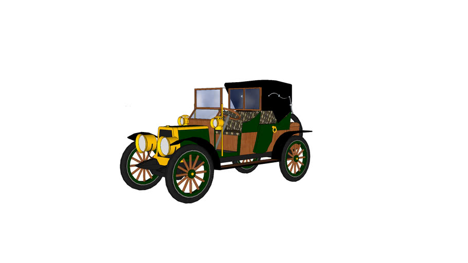 1906 Queen Blostrom Roi Des Belges