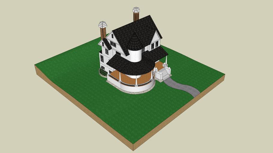 Victorian Queen Anne House