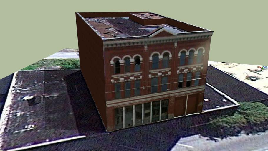 Building in Meridian, MS