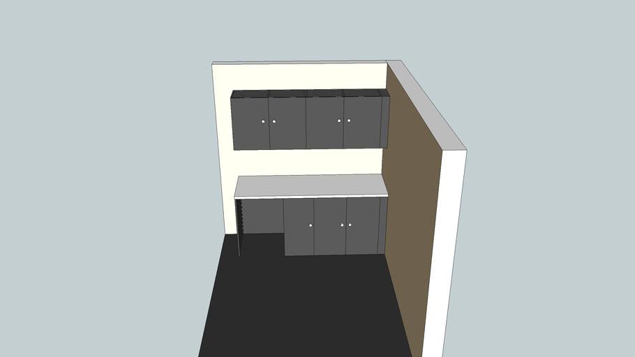 meuble évier pour l'espace Détente