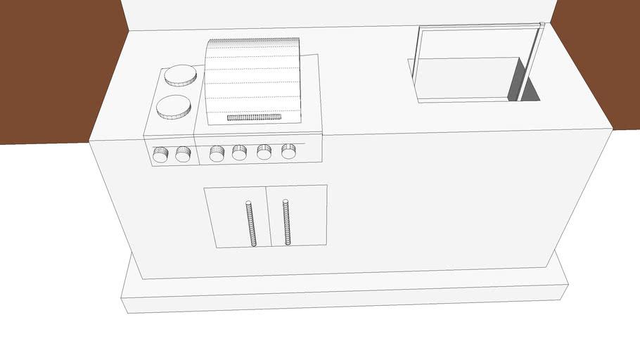 insert bbq design