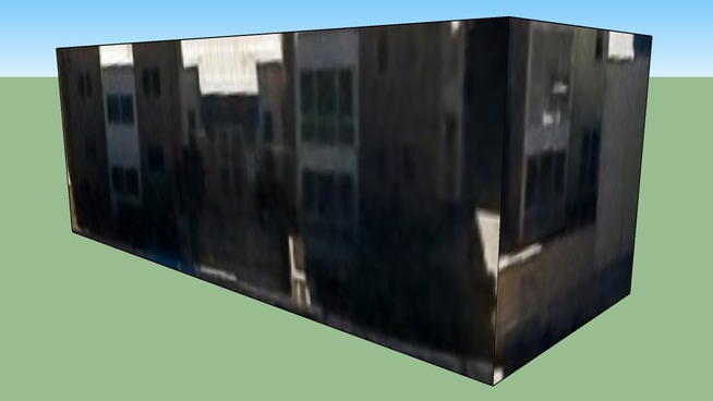 Building in Victoria 3056, Australia