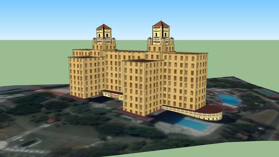 Hotel Nacional de Cuba, La Habana, Cuba