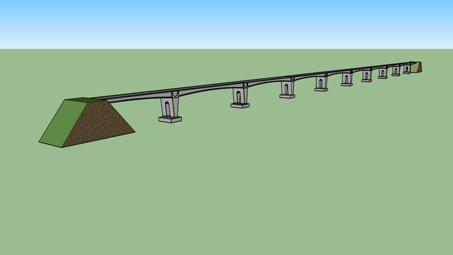 锦州南街人行桥